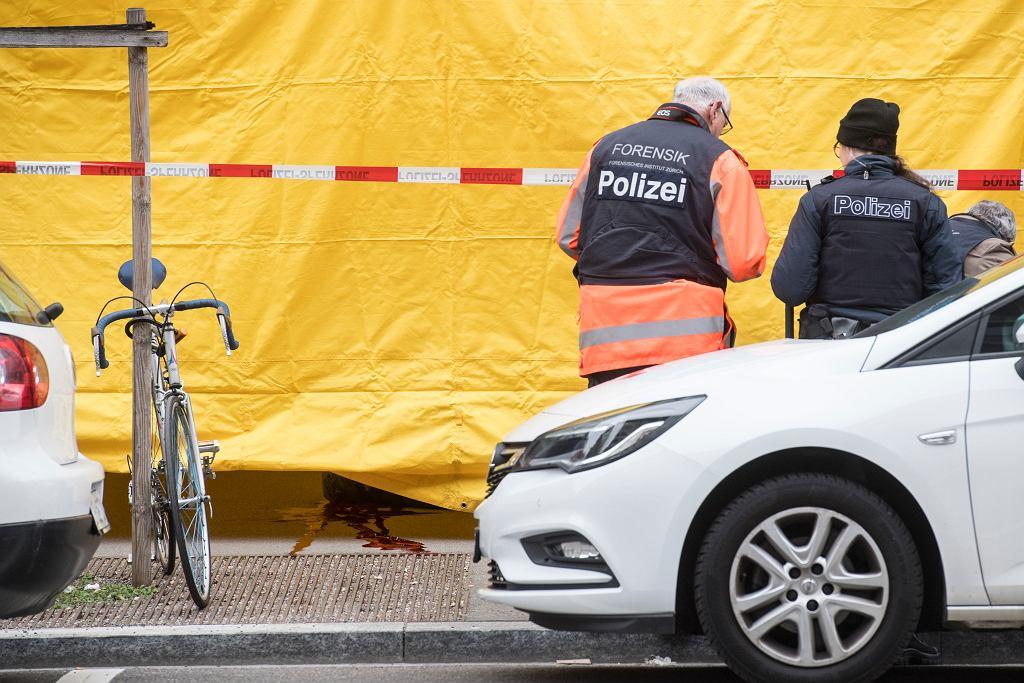 Strzelanina w Zurychu