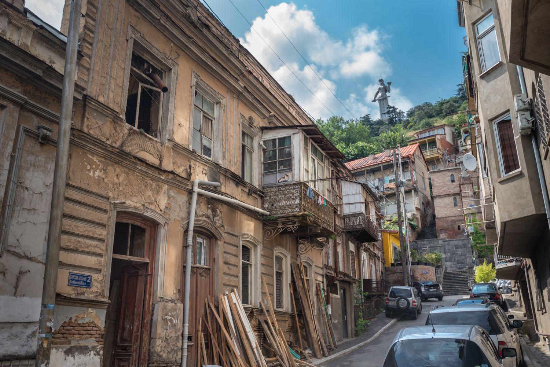 Tbilisi (fot. Shutterstock)