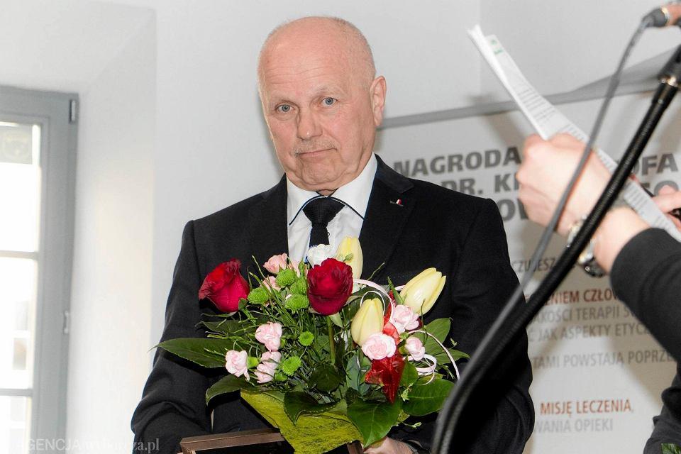 Nagroda im. dr. Krzysztofa Kanigowskiego. Nominowany dr Jan Czaban