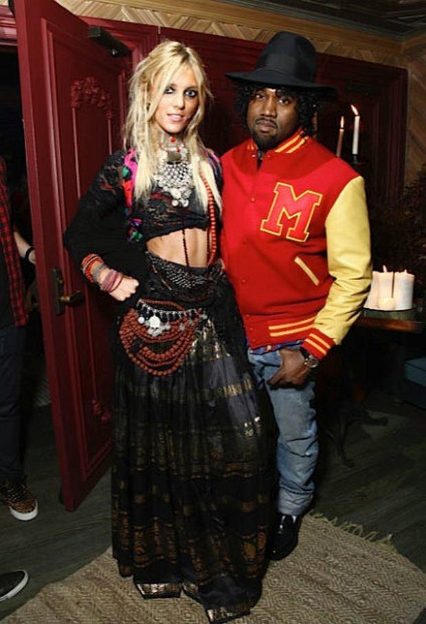 Anja Rubik, Kanye West