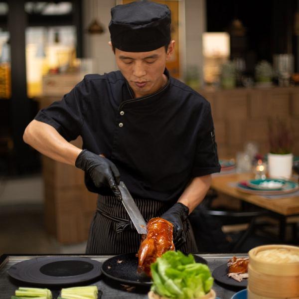 Festiwal 'A bite of China'. Restauracja Pańska 85