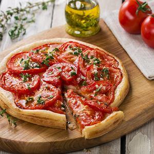 Tomato Tart. Internetowy hit zagrażający pozycji pizzy
