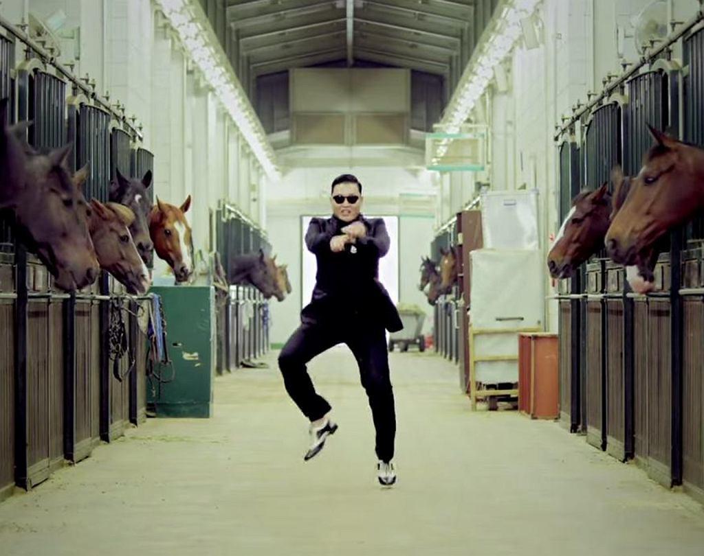 Gangnam Style Zdetronizowane Klip Nie Jest Już