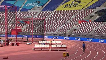 Klimatyzacja na stadionie w Dausze