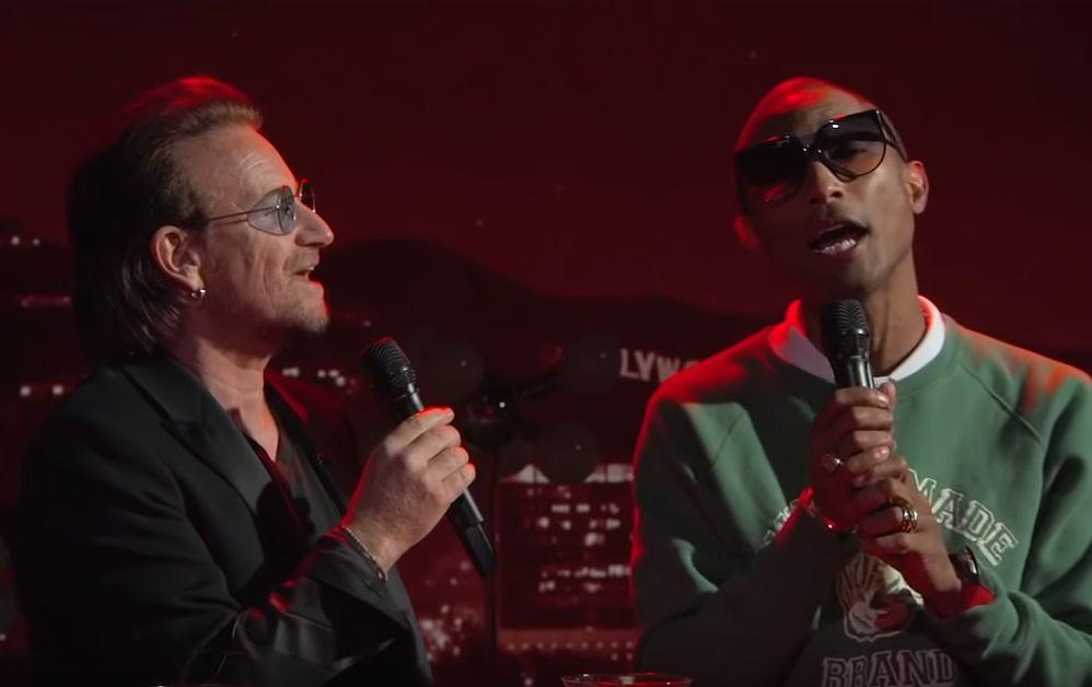 Bono & Pharrell