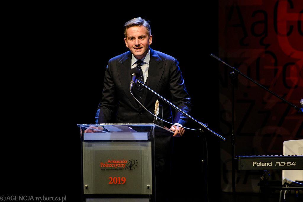Gala Ambasador Polszczyzny 2019 w Katowicach