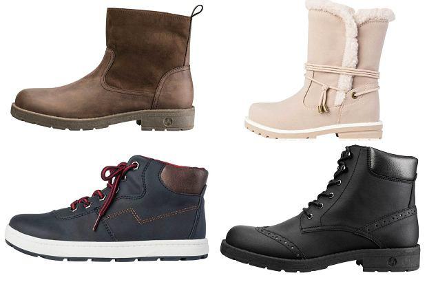 Promocja w Lidlu na dziecięce buty na zimę i jesień