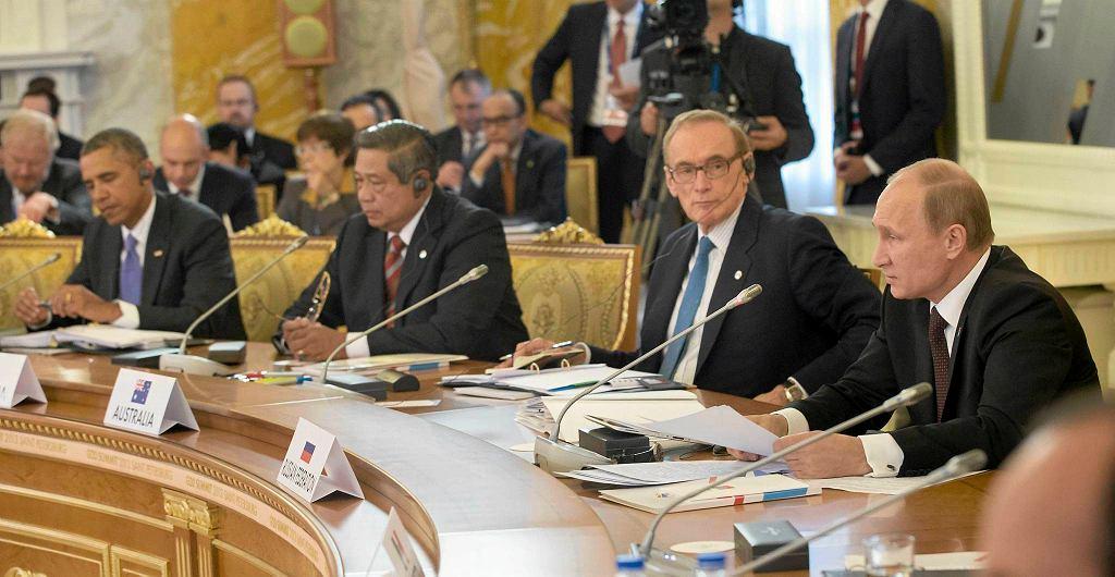 Otwarcie szczytu G20