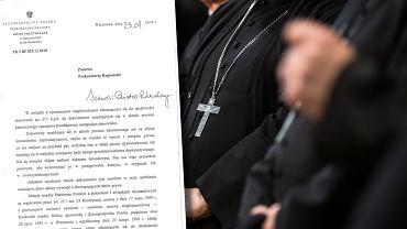 Prokuratura Krajowa ukrywała istnienie tego pisma. Dotarliśmy do dokumentu ws. relacji z Kościołem