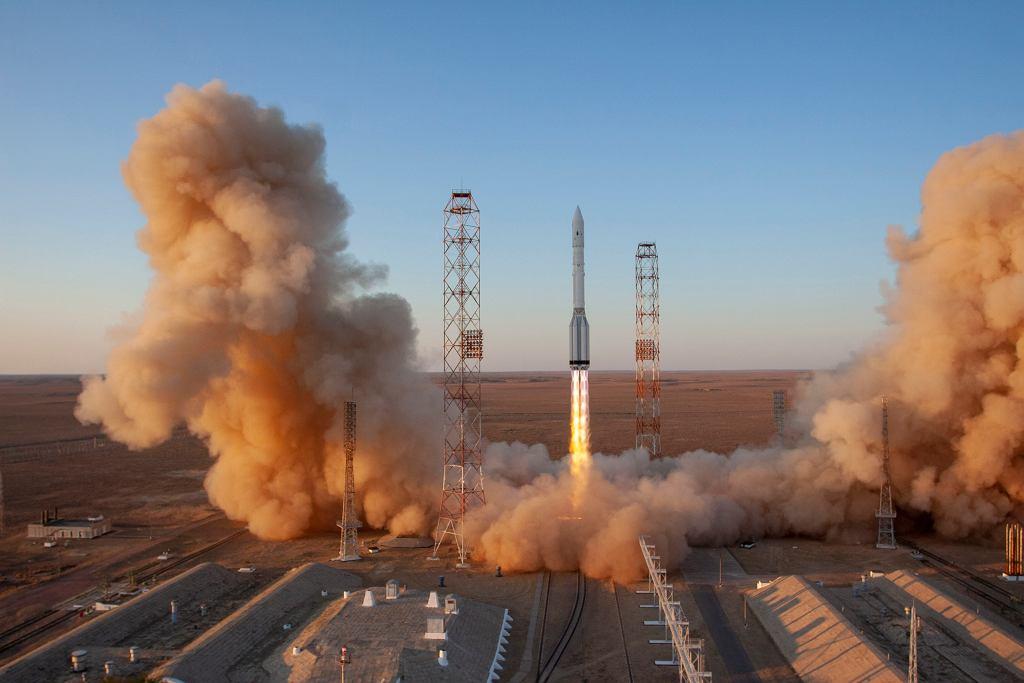 Wyniesienie w kosmos modułu Nauka 21 lipca