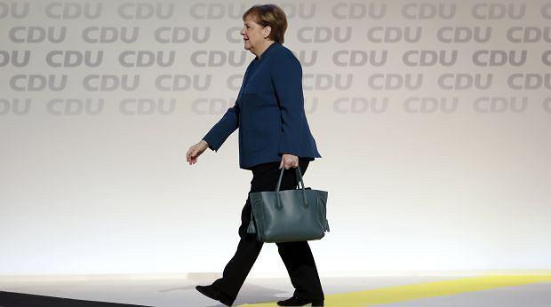 Angela Merkel. Podczas zjazdu CDU wybrany zostanie nowy przewodniczący partii