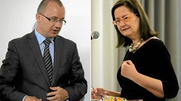 Adam Bodnar i Irena Lipowicz