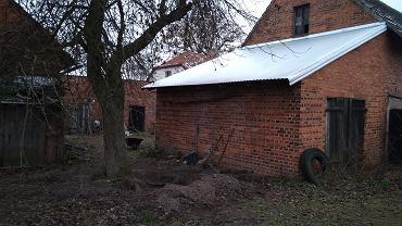Zwłoki noworodka znaleziono na posesji we wsi Ciecierzyn pod Byczyną