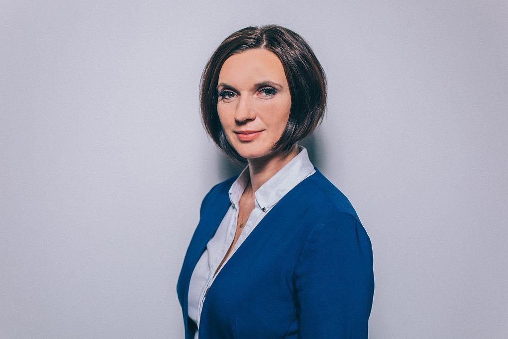Magdalena Okulowska, prezes ARAW