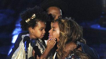 Blue Ivy, Beyonce, Jay Z