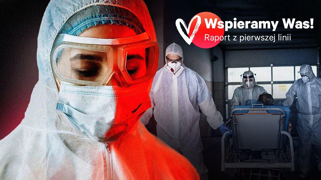 """Natychmiastowa odpowiedź na akcję Gazeta.pl. """"Pracownice laboratorium oddają całe serce"""""""