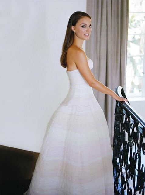 Natalie Portman w kampanii perfum Miss Dior