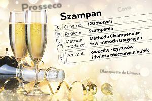 Co pić w Sylwestra zamiast szampana? Tańsze, a dobre alternatywy [BĄBELKI OD 20 ZŁOTYCH]