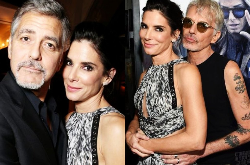 George Clooney, Sandra Bullock i Billy Bob Thornton