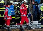 Wypadek polskiego autokaru na autostradzie pod Hamburgiem. Są ranni