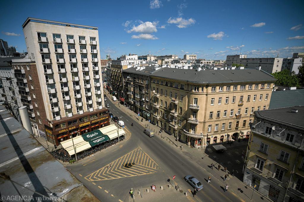 Ul. Bracka w Warszawie