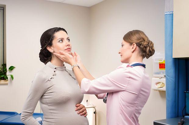 Tarczyca w ciąży - objawy, normy