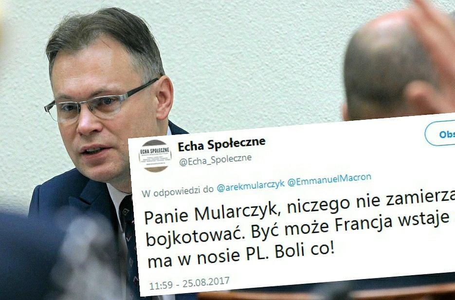 Poseł PiS Arkadiusz Mularczyk