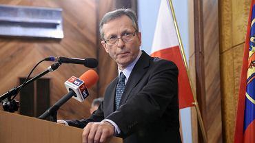 Skarbnik miasta Stanisław Lipiński stanie na czele zespołu, którego zadaniem jest opracowanie koncepcji funkcjonowania CUWPO