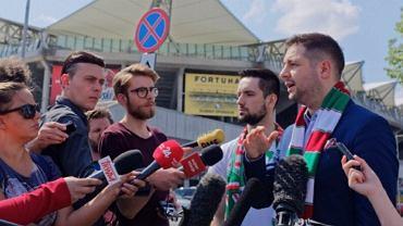 Kandydat Zjednoczonej Prawicy na prezydenta Warszawy