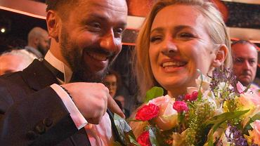 Basia Kurdej-Szatan i Rafał Szatan