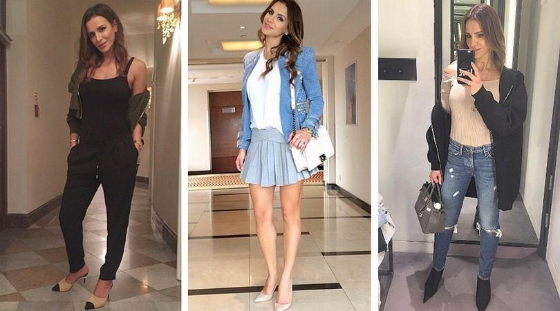 Buty w stylu Chanel i Valentino do 100 zł.