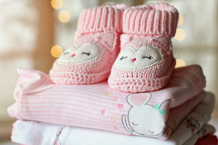 Pierwsze buty dla dziecka