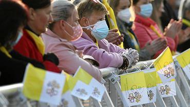Wizyta papieża Franciszka na Słowacji
