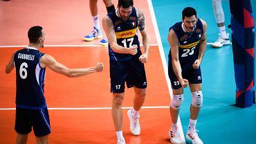 Włochy - Serbia w półfinale ME siatkarzy