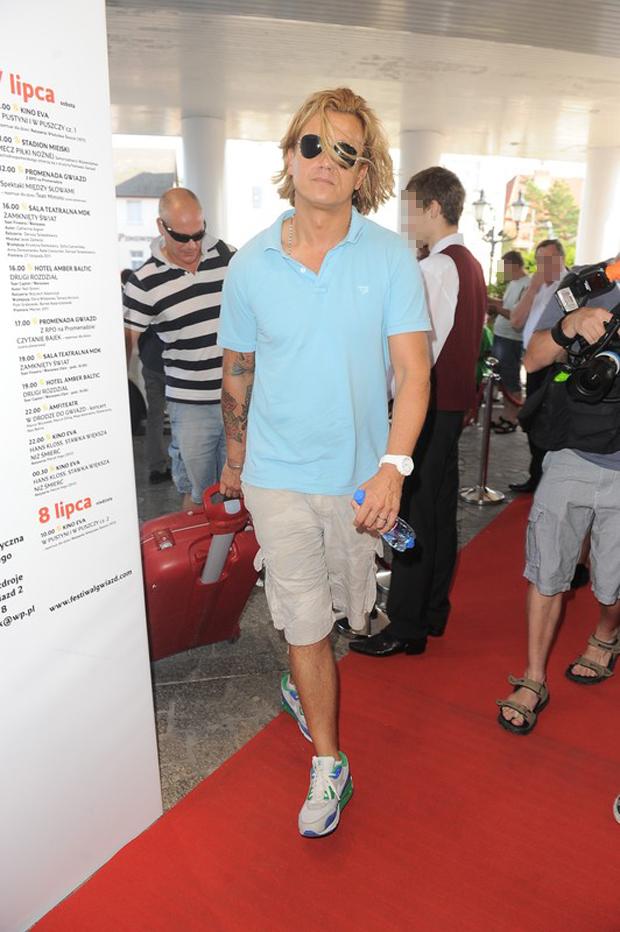 PHOTO: PIOTR WYGODA / EAST NEWS   05/07/2012   MIEDZYZDROJE  FESTIWAL GWIAZD MIEDZYZDROJE 2012 - DZIEN DRUGI  N/Z: