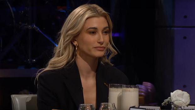 Zdjęcie numer 5 w galerii - Hailey Bieber dostała pytanie o Justina. Zamiast odpowiedzieć, wolała zrobić coś naprawdę obrzydliwego