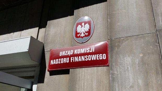 KNF cofnęła zezwolenie na działalność maklerską dla Aforti Securities
