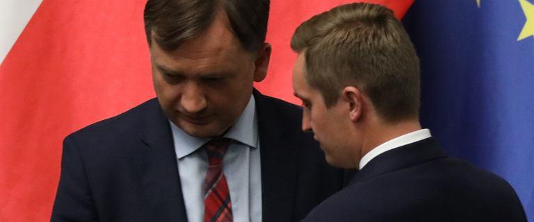 Resort Ziobry chce wyłączenia wiceprezes TSUE z postępowań wobec Polski