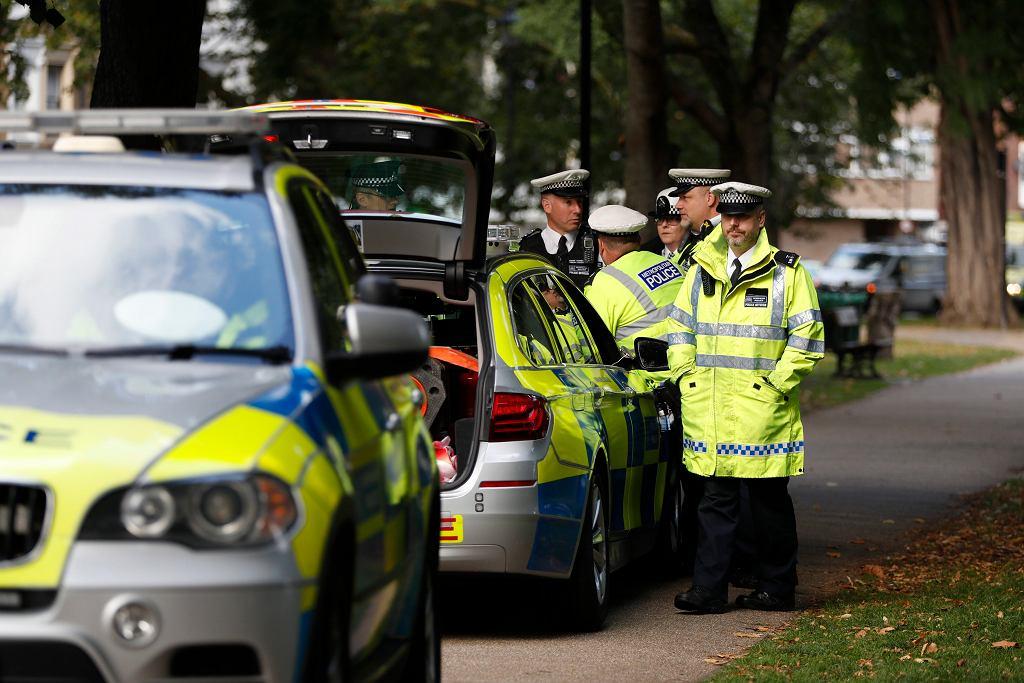 Londyn: Wybuch na stacji metra Parsons Green
