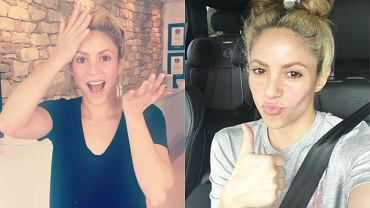 Shakira boksuje z policjantami w Miami. Forma piosenkarki zaskakuje