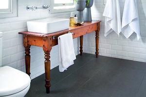 Szafka pod umywalkę - którą wybrać, czym można ją zastąpić?