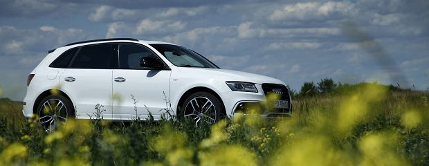 Audi SQ5 TDI plus | Test | Połączyć wodę z ogniem