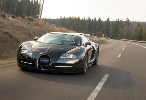 Mansory Bugatti Veyron Linea Vincero 2009
