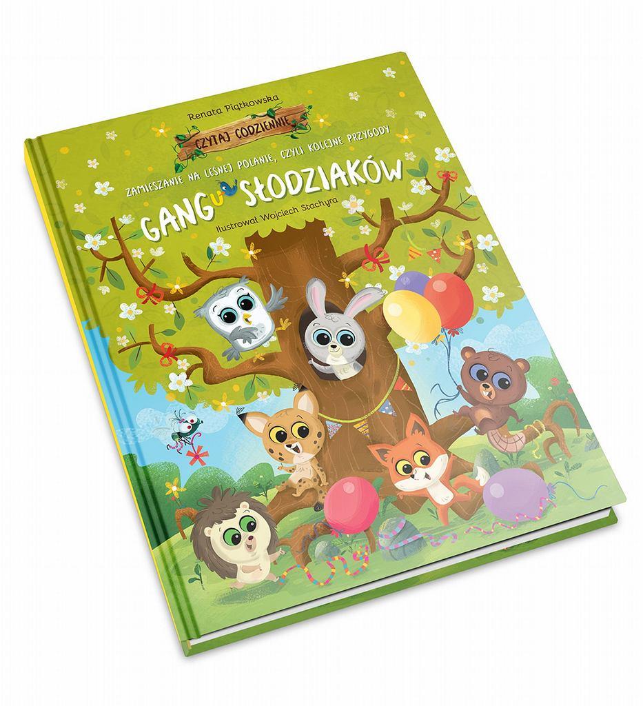 Biedronka na Wielkanoc to m.in. nowa książka o najpopularniejszych pluszakach - 'Zamieszanie na leśnej polanie, czyli kolejne przygody Gangu Słodziaków'