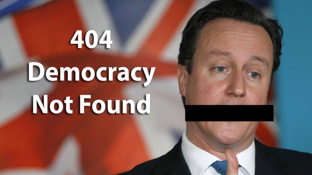 David Cameron ma wiele pomysłów