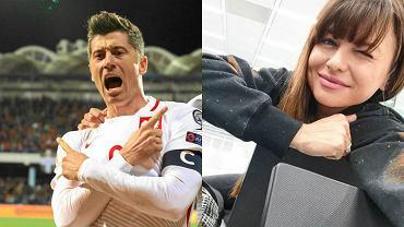 Anna Lewandowska robi taką samą cieszynkę jak jej mąż. Robert wyjaśnia jej znaczenie