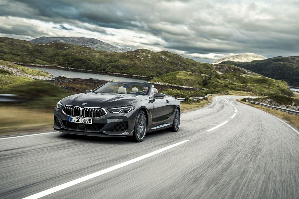 BMW serii 8 cabrio 2019