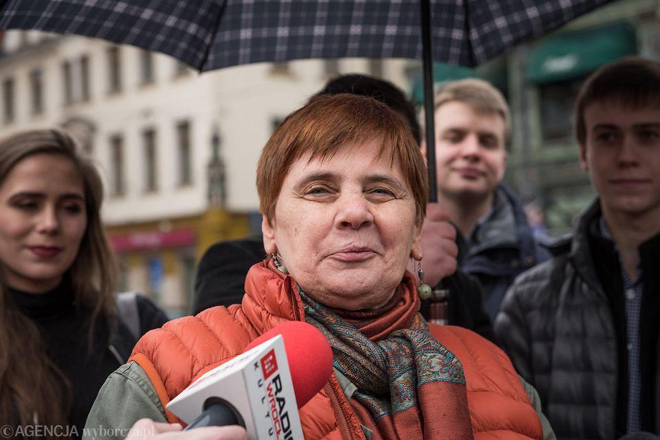 Wybory do europarlamentu 2019. Janina Ochojska