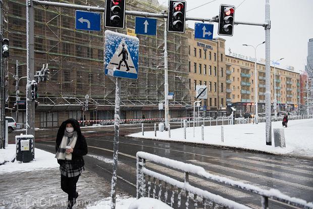 Zdjęcie numer 15 w galerii - Wrocław pod śniegiem. Zobacz zimowe zdjęcia z centrum miasta [FOTO]