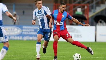 mecz Piast - IFK 0:3